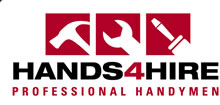Hands 4 Hire, Professional Handymen, Serving Lake Norman, Cornelius, Huntersville, Mooresville, Charlotte, and Davidson.
